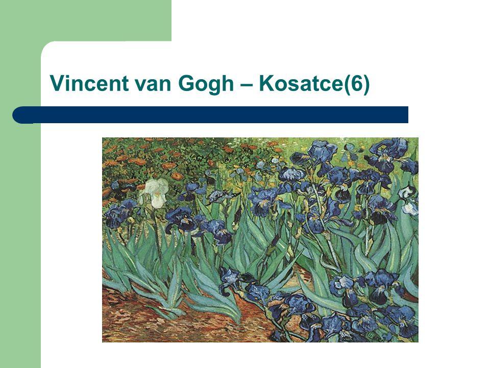 Vincent van Gogh – Kosatce(6)