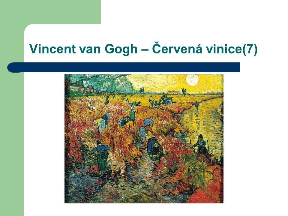 Vincent van Gogh – Červená vinice(7)