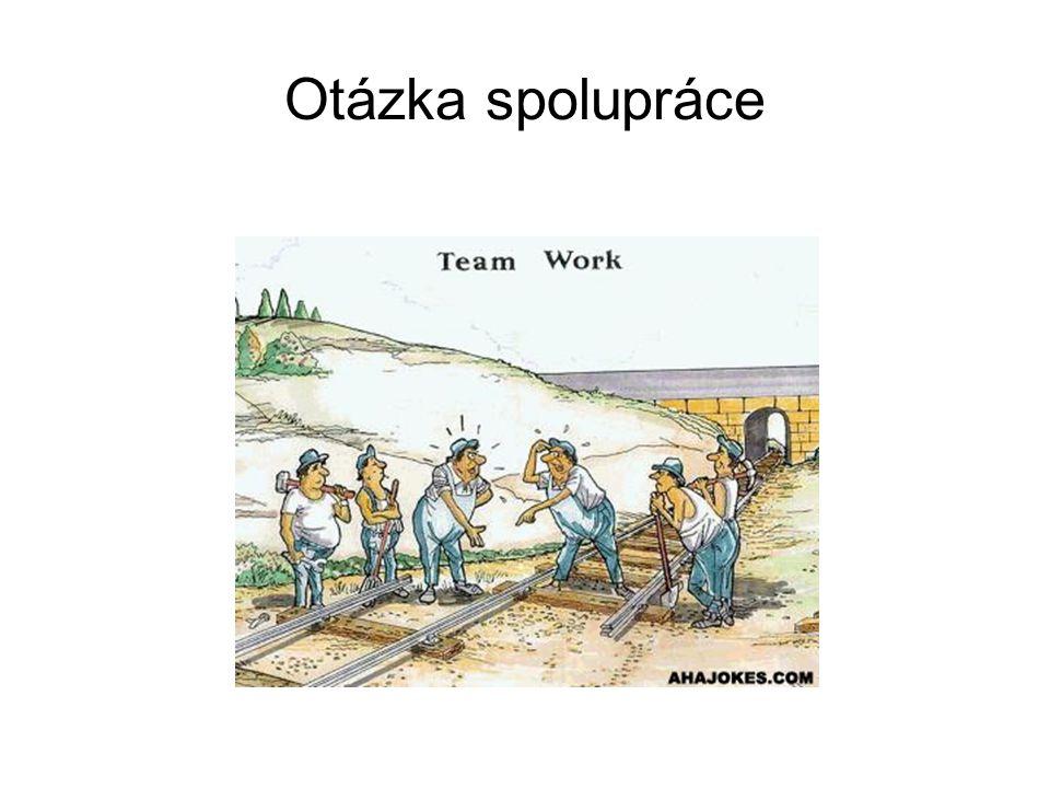 Otázka spolupráce