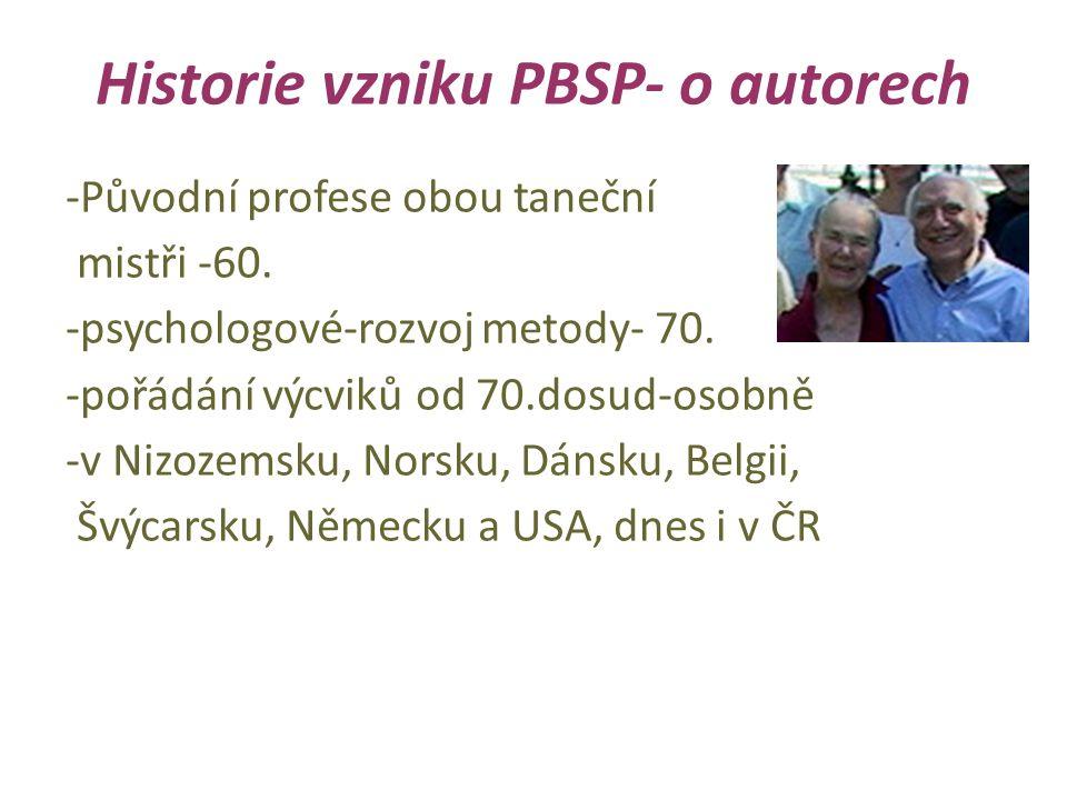 2.Pokračování nových elementů PBSP : 3.