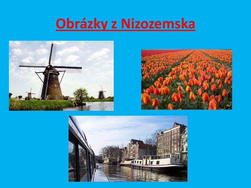 Obrázky z Nizozemska
