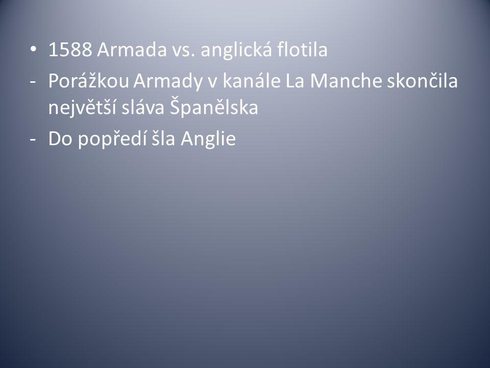 1588 Armada vs.