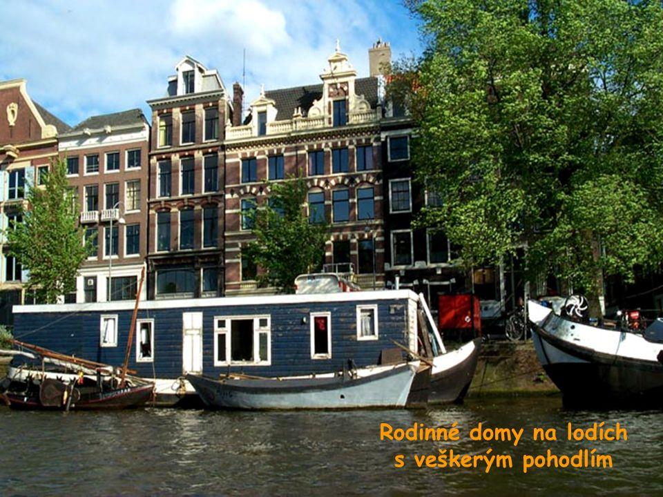 Části Nizozemska leží pod úrovní hladiny moře Části Nizozemska leží pod úrovní hladiny moře