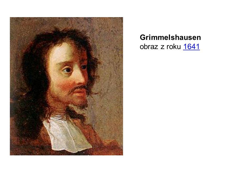 Grimmelshausen obraz z roku 16411641