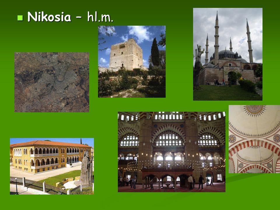 Nikosia – hl.m. Nikosia – hl.m.