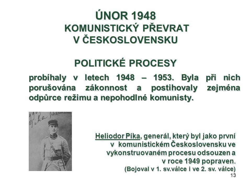 Den památky obětí komunistického režimu 27. červen Den památky obětí komunistického režimu 27.