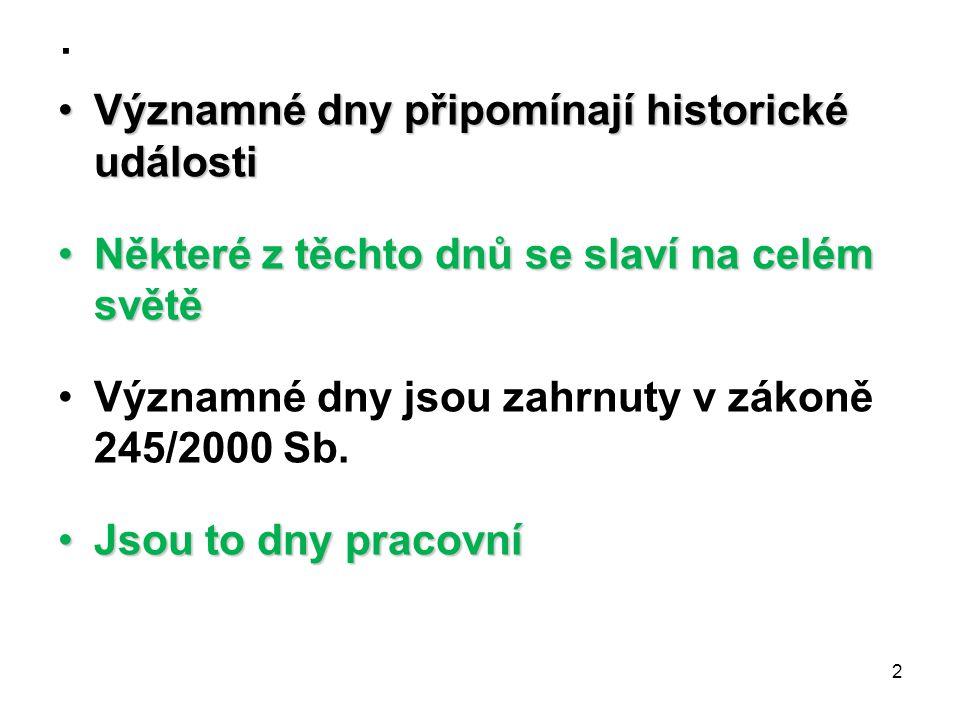 Den památky obětí komunistického režimu 27.červen Den památky obětí komunistického režimu 27.