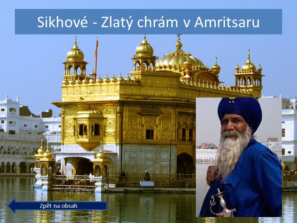 © Letohradské soukromé gymnázium o.p.s. Sikhové - Zlatý chrám v Amritsaru Zpět na obsah