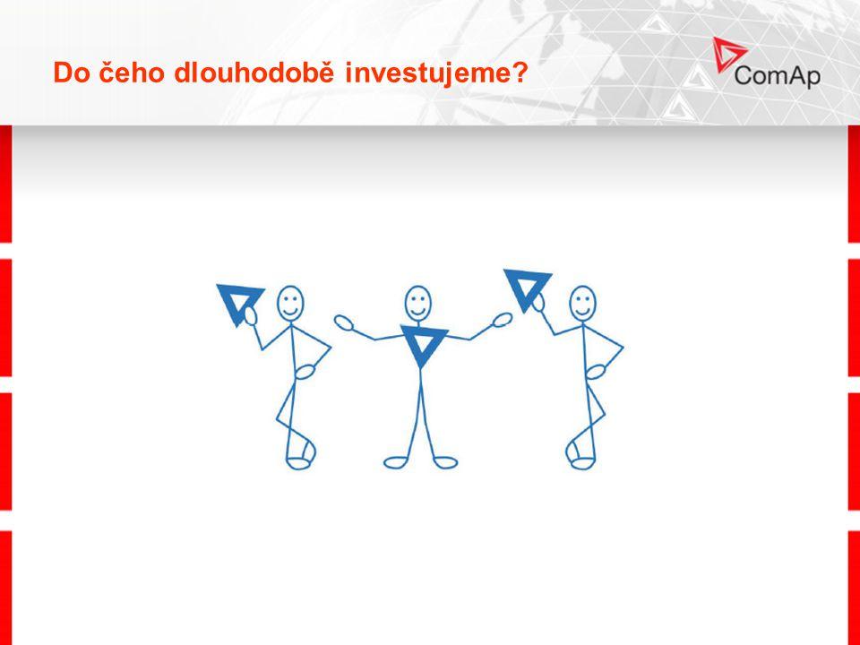 Do čeho dlouhodobě investujeme?