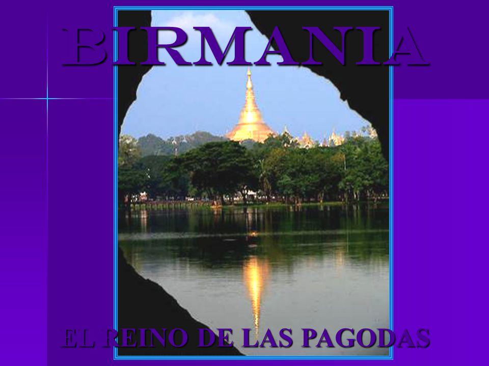 Inle Lake - Pagoda v La Ribera