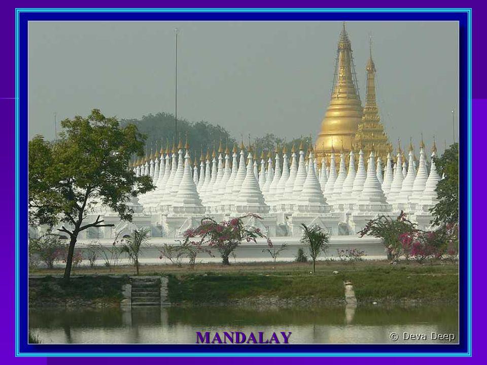 MANDALAY-TRŽNICE