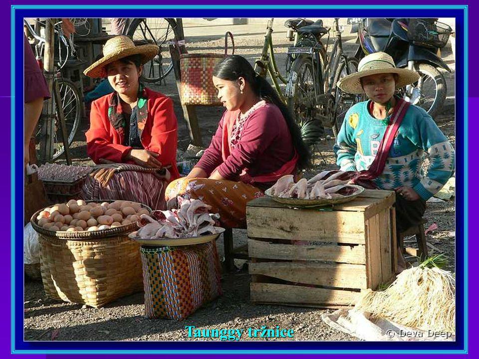 Taunggy tržnice