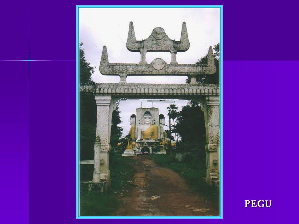 BUDDHA - NYAUNGSHW