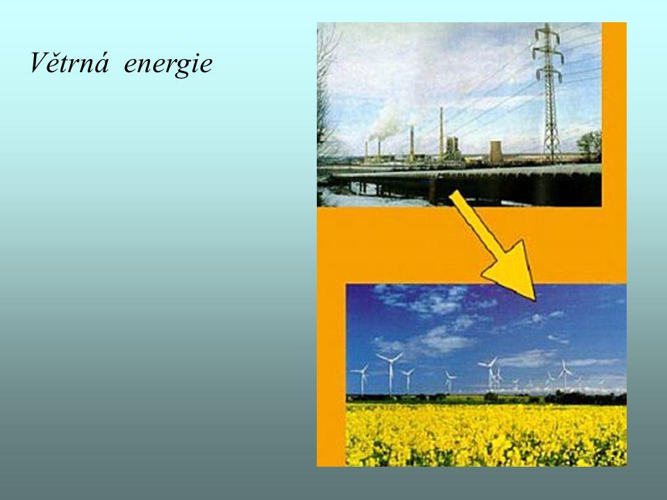 Větrná energie