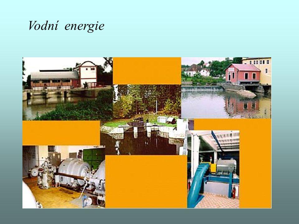 Vodní energie