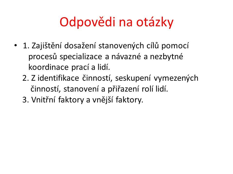 Použité zdroje Švarcová,J.a kol. Ekonomie – stručný přehled, 2012/2013, Zlín, CEED 2011.