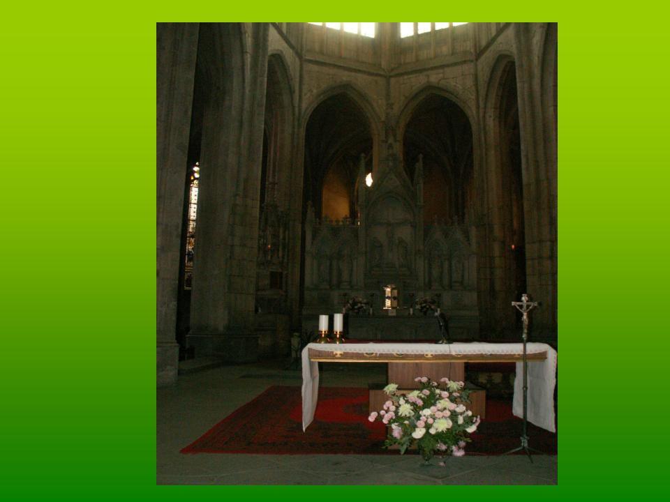 Křtitelnice v kostele sv.