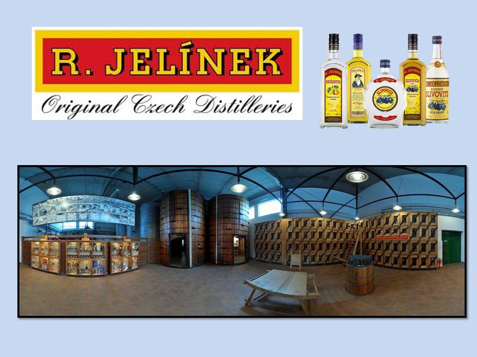 Společnost Rudolf Jelínek navazuje na více než 400letou tradici První písemná zmínka pochází z roku 1585, svou slávu získal Jelínek především od počátku 19.