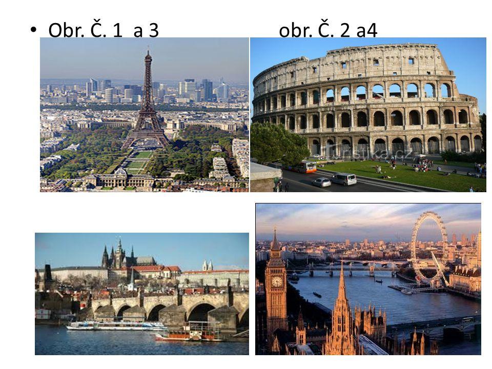 Obr. Č. 1 a 3 obr. Č. 2 a4