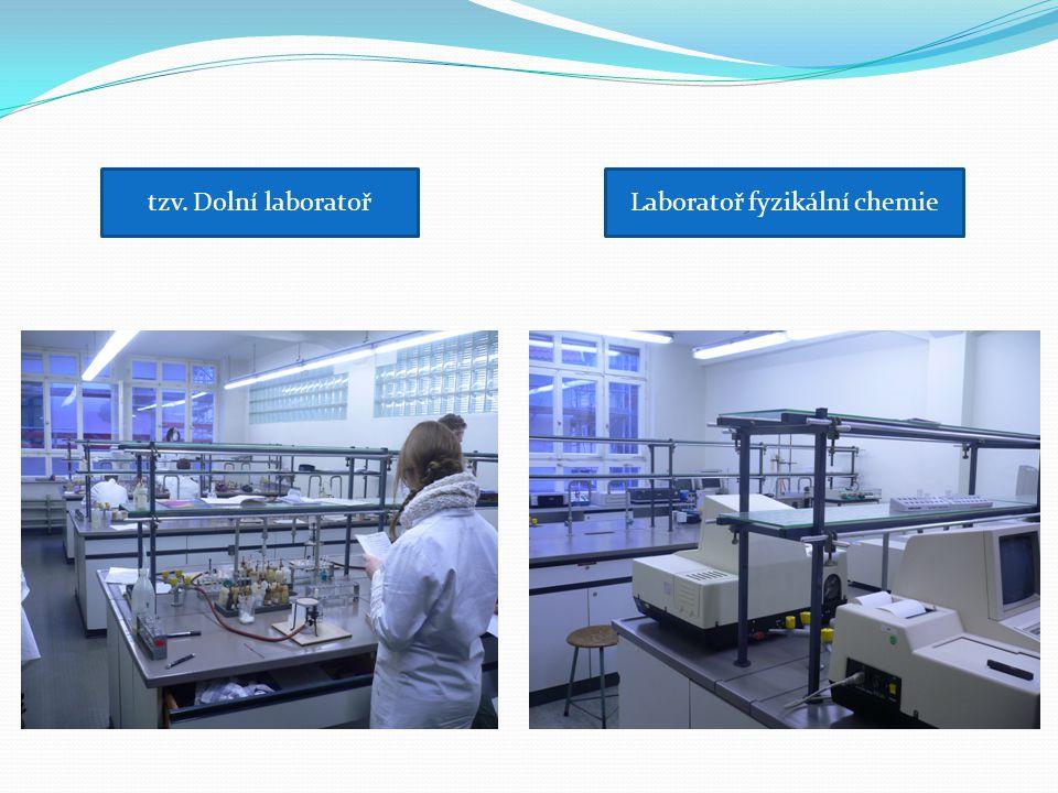 Laboratoř fyzikální chemie