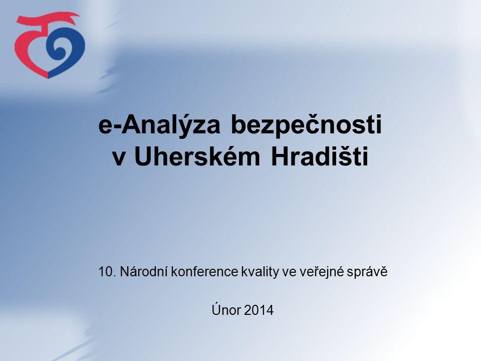 e-Analýza bezpečnosti v Uherském Hradišti 10.