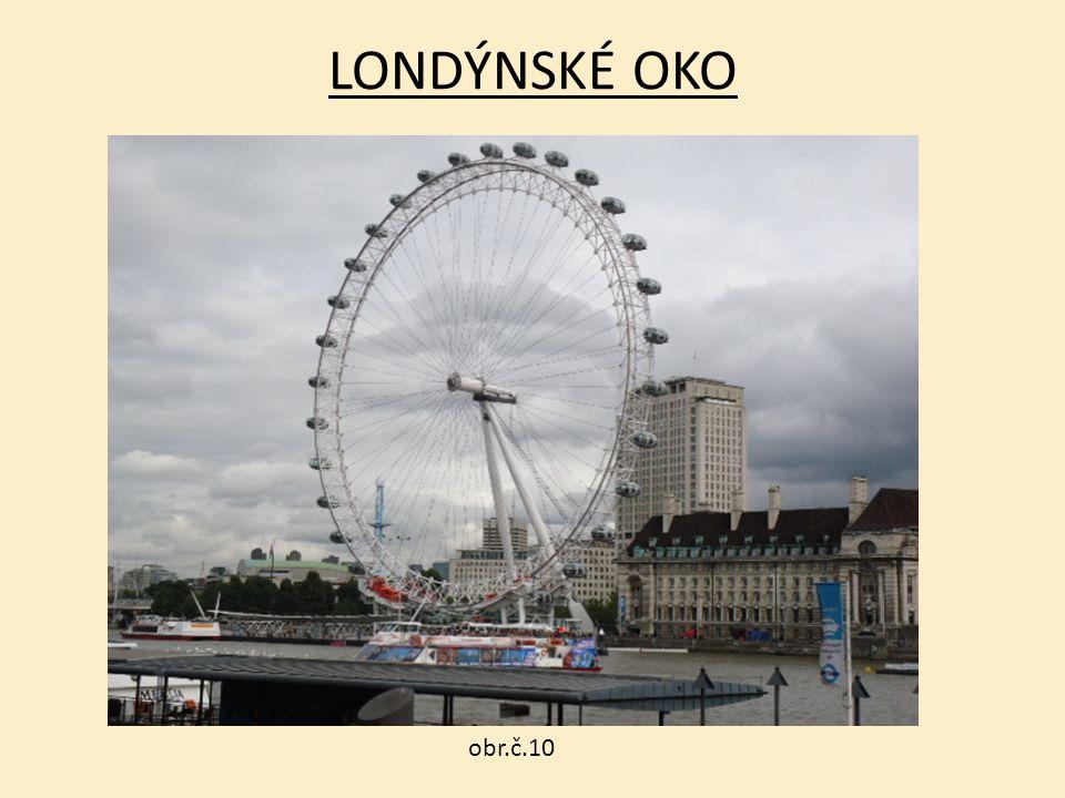 LONDÝNSKÉ OKO obr.č.10