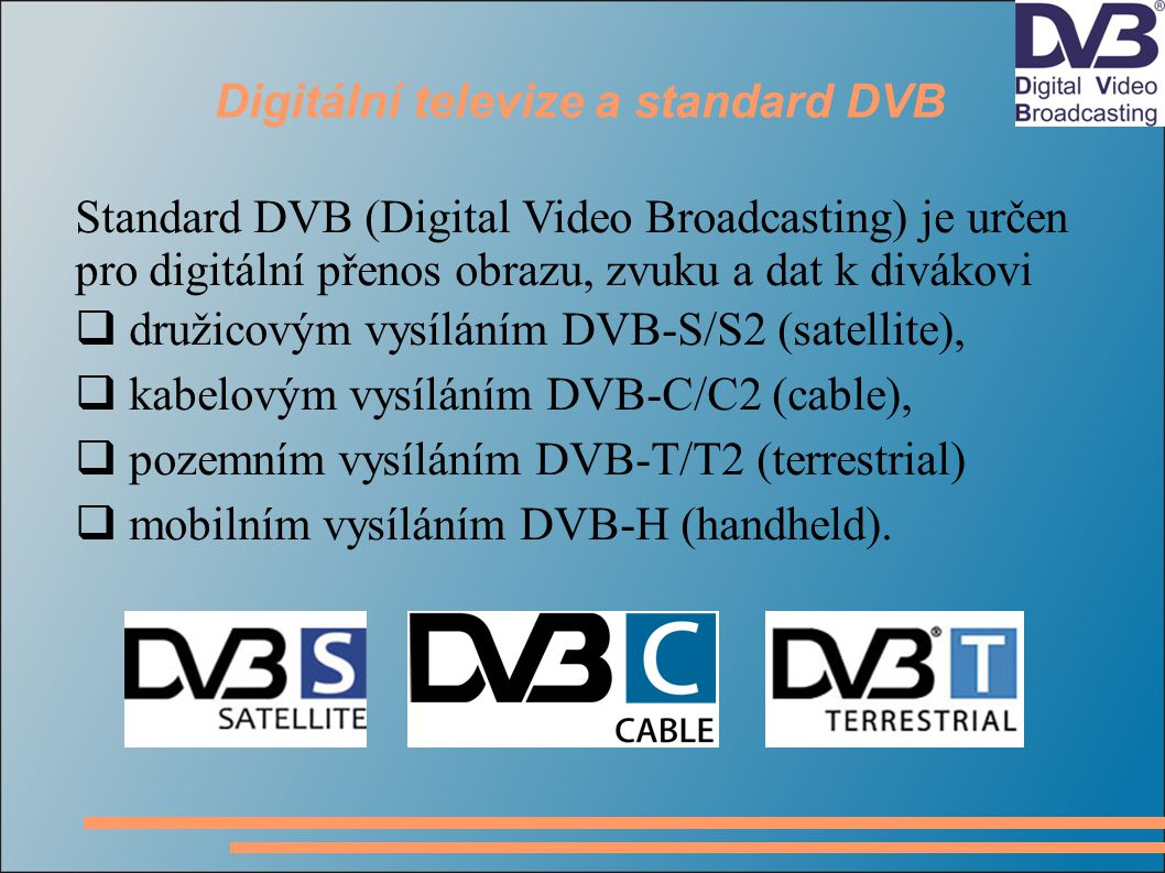 Co přináší digitální televize nového neboli jaké jsou jeho výhody .