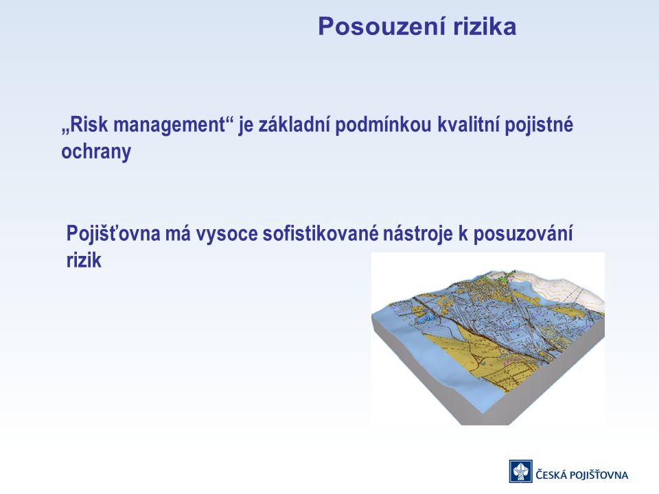 Výhody, které Vám přináší ČP Komfortní správa pojištění Nahlášení pojistné události Rychlost likvidace Komplexní zajištění