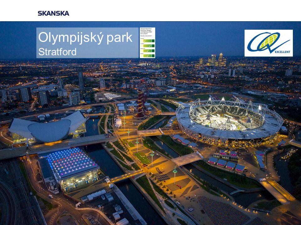 Olympijský park Stratford