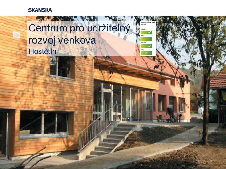 Centrum pro udržitelný rozvoj venkova Hostětín