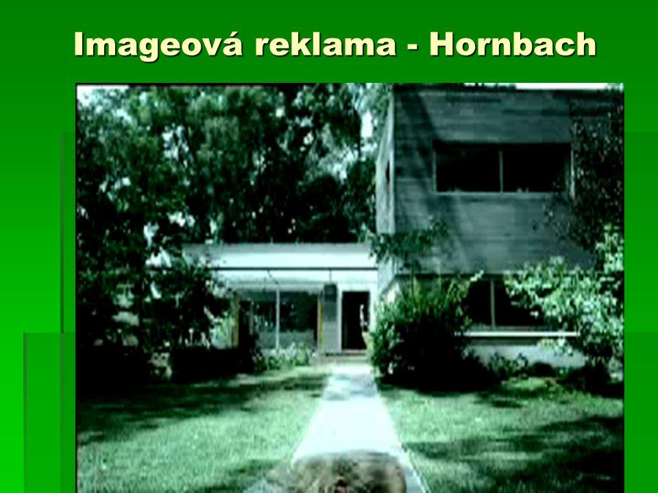 Imageová reklama - Hornbach