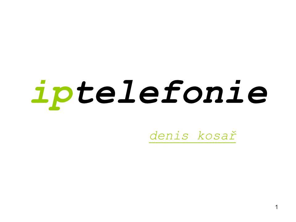 2 obsah Co je ip-telefonie Jak to funguje Protokoly Kodeky Jak to použít Skype Zdroje