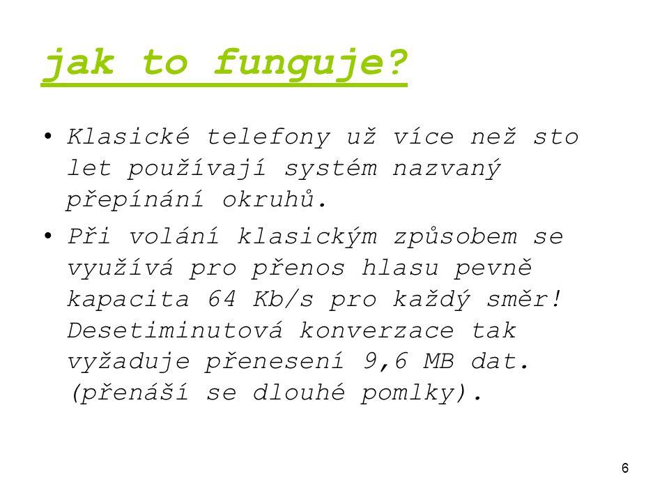 17 zdroje http://www.lupa.cz http://www.zive.cz http://www.cesnet.cz