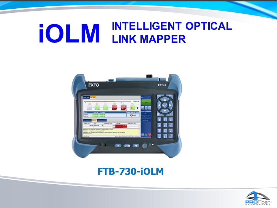 IPTV RF Test bod 1: výstup splitteru Test bod 2: drop terminal Test bod 3: u zákazníka na ONT Downstream 1490, 1550 nm Běžný powermeter kalibrovaný na 1490,(1550)nm, např FPM-600 CW Z rozložení výkonu downstream 1490 (1550) nm lze určit útlum na 1490 (1550) nm Z útlumu na 1490 (1550) nm lze odhadnout útlum na 1310 nm Jak změřit výkon vysílače ONT 1310 nm upstream ?