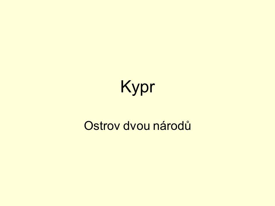 Kypr Ostrov dvou národů
