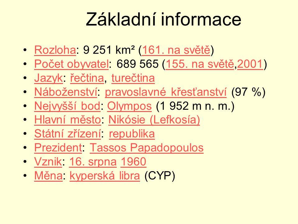 Základní informace Rozloha: 9 251 km² (161. na světě)Rozloha161. na světě Počet obyvatel: 689 565 (155. na světě,2001)Počet obyvatel155. na světě2001