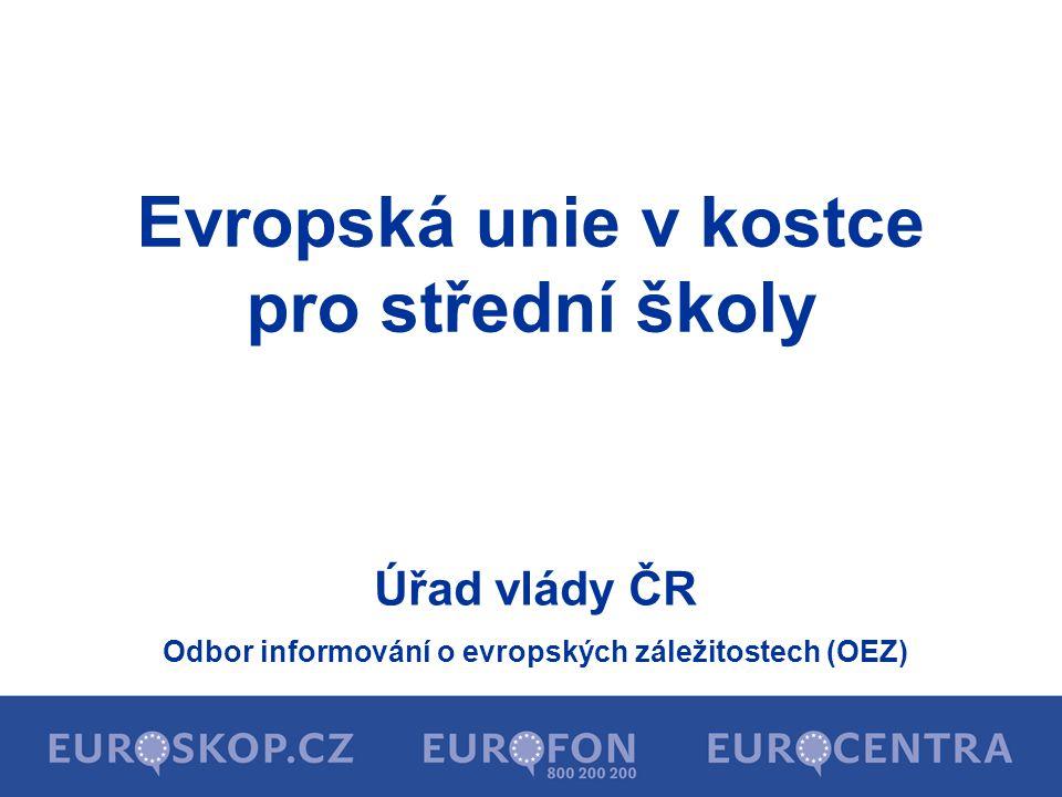 Zdravotní péče v EU  Evropský průkaz zdravotního pojištění (v ČR vydáván od 1.