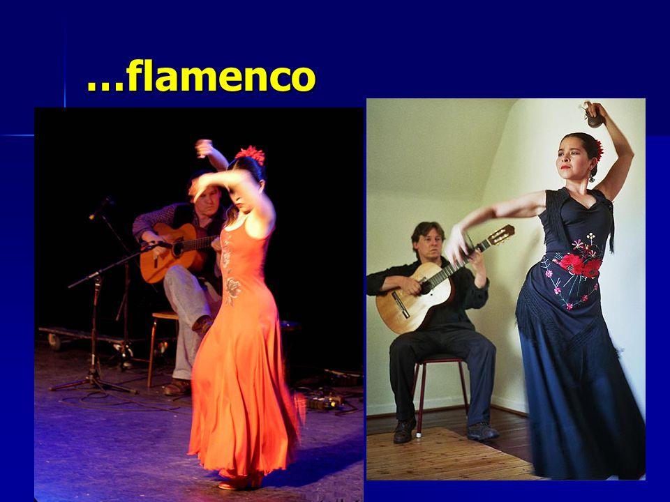 …flamenco