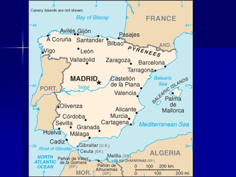Španělsko rybolov, víno, olivy, korida, flamenco, španělská kytara, fotbal, SEAT rybolov, víno, olivy, korida, flamenco, španělská kytara, fotbal, SEAT města Madrid (hlavní), Barcelona města Madrid (hlavní), Barcelona