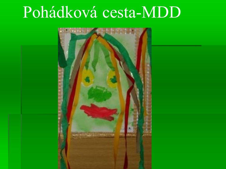 Pohádková cesta-MDD