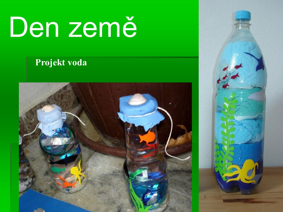 Den země Projekt voda