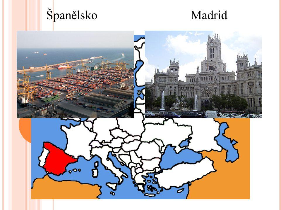 ŠpanělskoMadrid