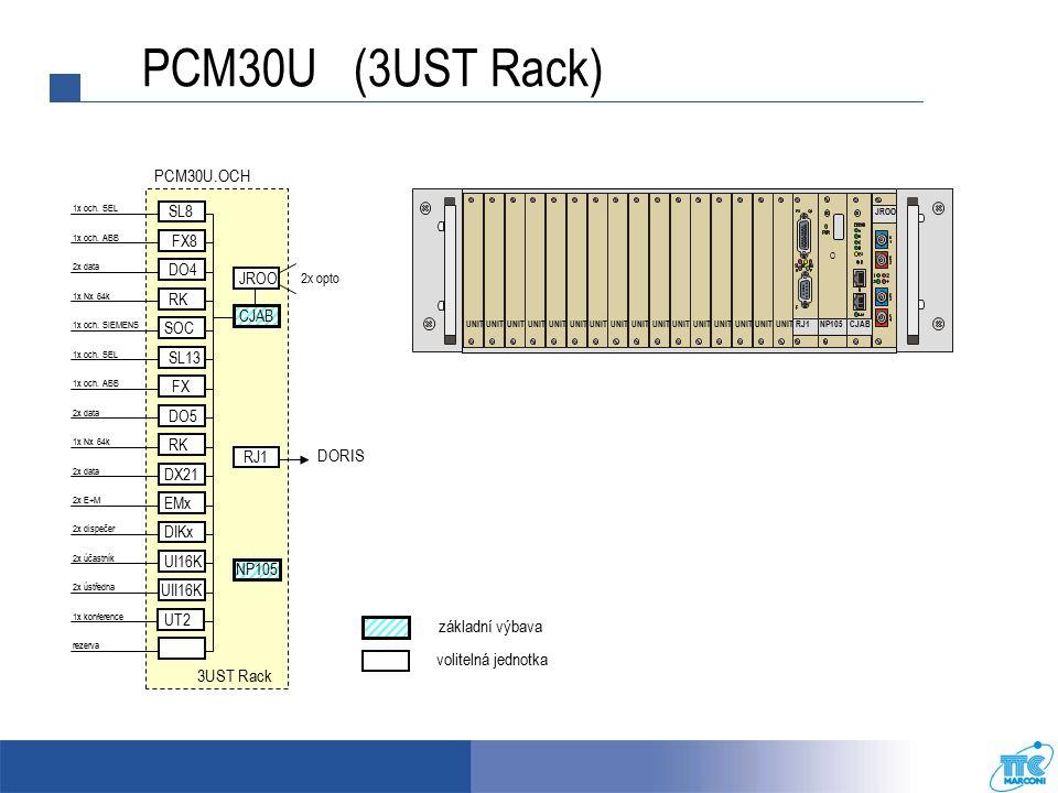 PCM30U.OCH PWA Rack PBS NP12 OS1 RJ1 DORIS RB 1x opto PWA Rack PBS NP12 SU64 PWA Rack PBS NP12 PWA Rack PBS NP12 SB4E1 2x G.703 codir.