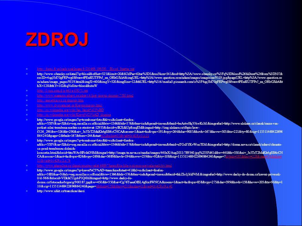 ZDROJ http://demi.fi/uploads/userImage/6/200466/196593__Blood_Spatter.jpg http://www.obrazky.cz/detail?q=blood&offset=325&limit=20&bUrlPar=filter%3D1&