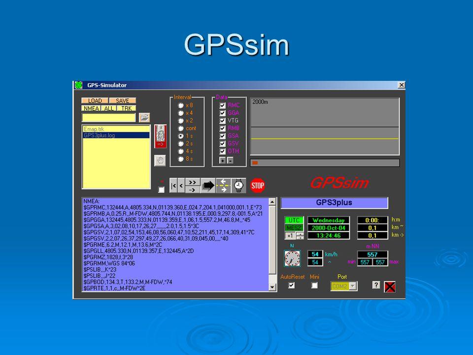 GPSsim
