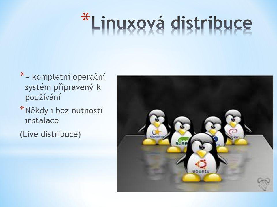 * Populární Linuxová distribuce * Založená částečně na Debian GNU/Linux * GUI – Unity * Herní platforma Steam