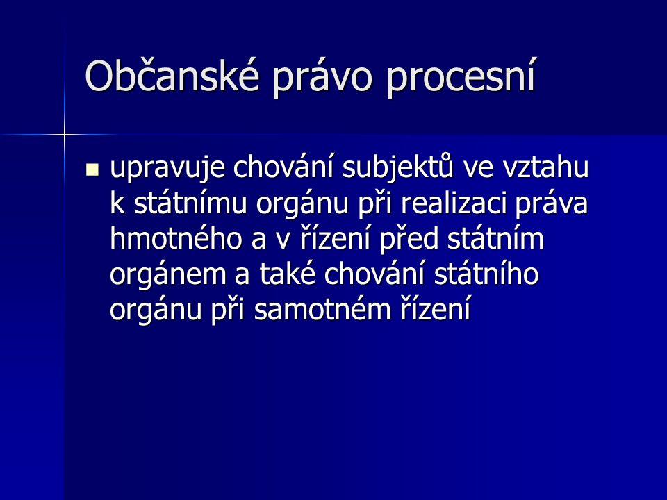 Zákl.zásady soukromého práva 1. zásada autonomie vůle subjektů práva 2.
