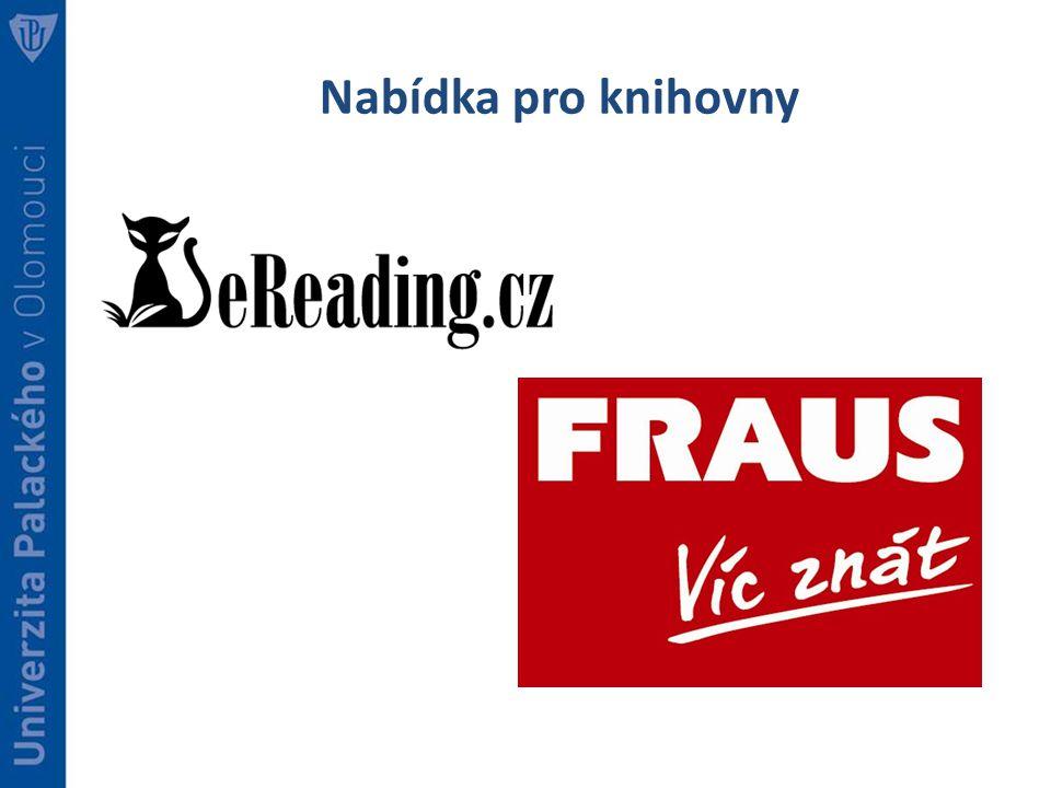 Nabídka pro knihovny