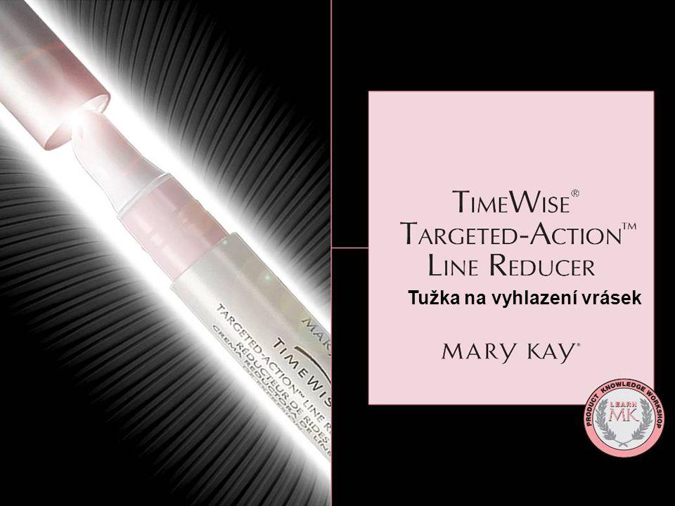 PředstavujemeTimeWise ® Targeted-Action ™ Tužku na vyhlazování vrásek TimeWise ® Targeted-Action ™ Tužka na vyhlazování vrásek nabízí více než jen rychlé výsledky.