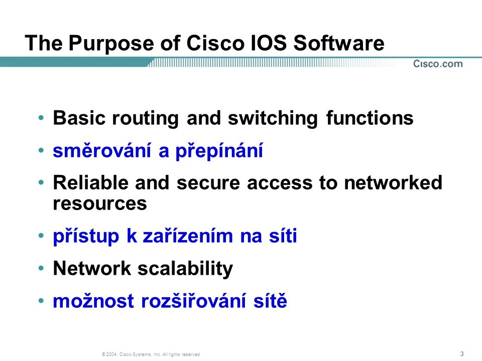 333 © 2004, Cisco Systems, Inc. All rights reserved.